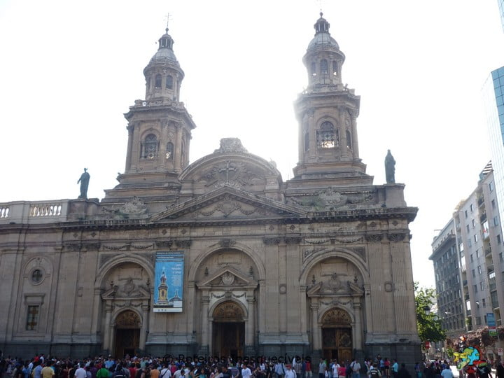 Catedral - Santiago - Chile