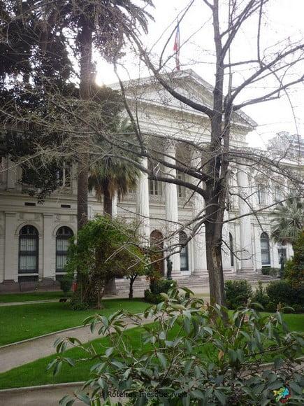 Congreso Nacional - Santiago - Chile