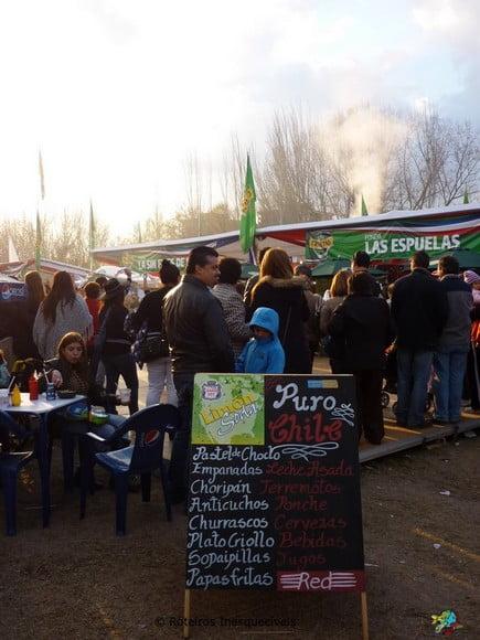 Fiestas Patrias - Santiago - Chile