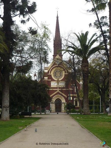 Igreja Militar - Santiago - Chile