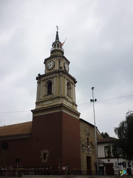 Iglesia San Francisco - Santiago - Chile