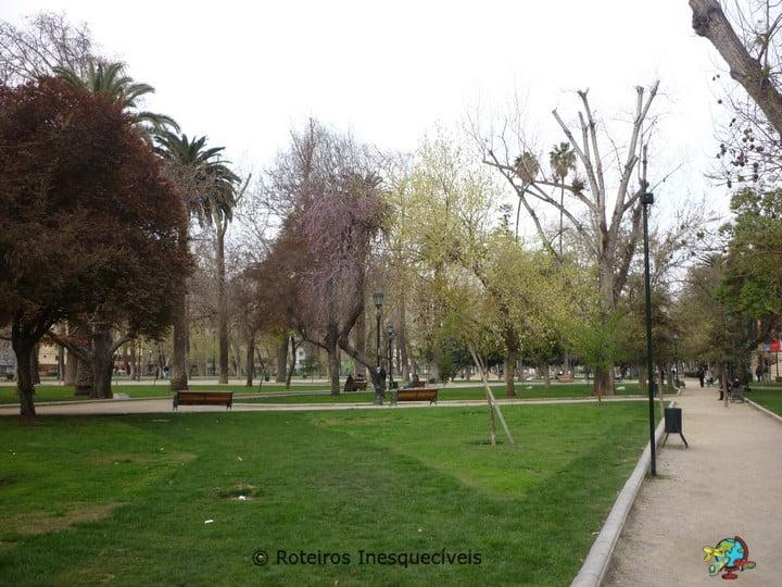 Museo de Bellas Artes - Santiago - Chile