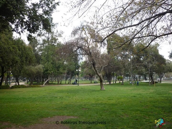 Parque Balmaceda - Santiago - Chile