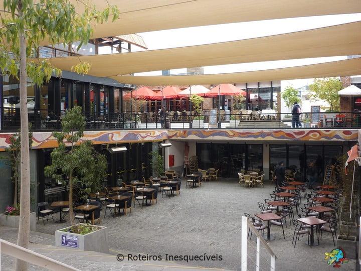 Patio Bellavista - Santiago - Chile