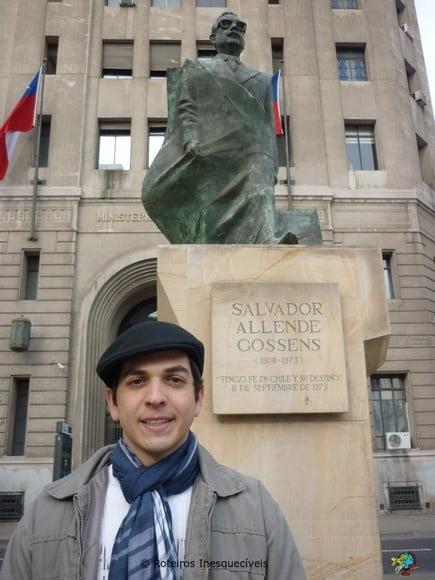 Salvador Allende - Santiago - Chile