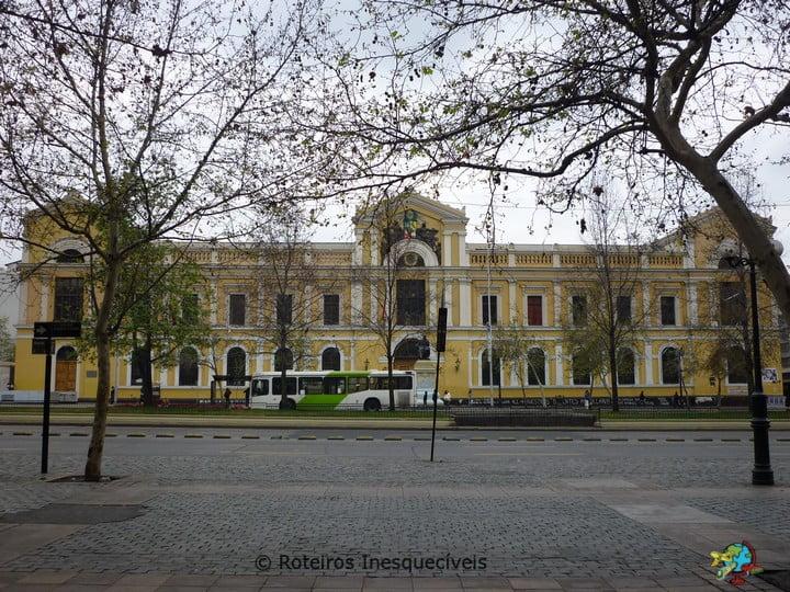 Universidad de Chile - Santiago - Chile
