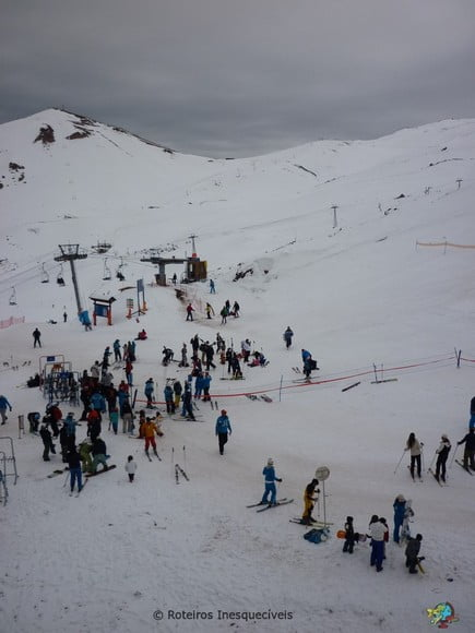 Valle Nevado - Santiago - Chile