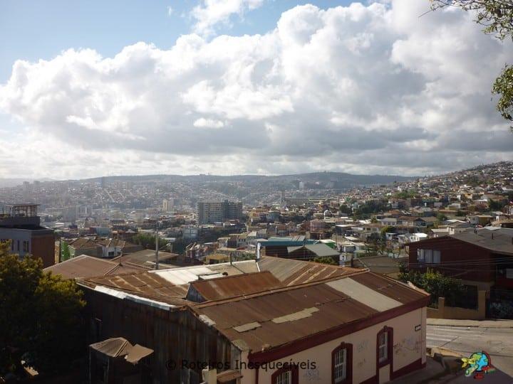 Paseo 21 de Mayo - Valparaiso - Chile