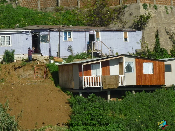 Pobreza - Valparaiso - Chile