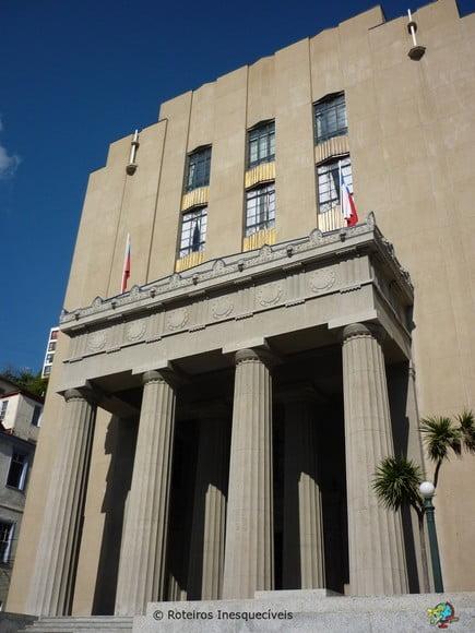 Tribunal - Valparaiso - Chile