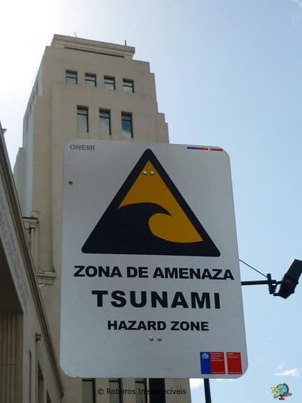 Tsunami - Valparaiso - Chile