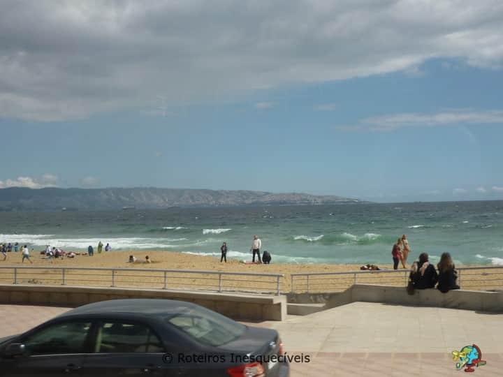 Playa Renaca - Vina del Mar - Chile