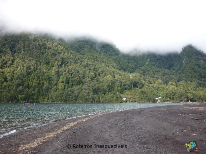 Lago Todos Os Santos - Lagos Andinos