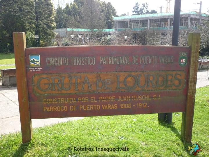 Gruta de Lourdes - Puerto Varas - Lagos Andinos