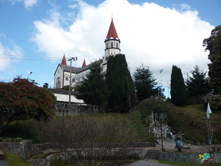 Igreja Sagrado Coracao - Puerto Varas - Lagos Andinos