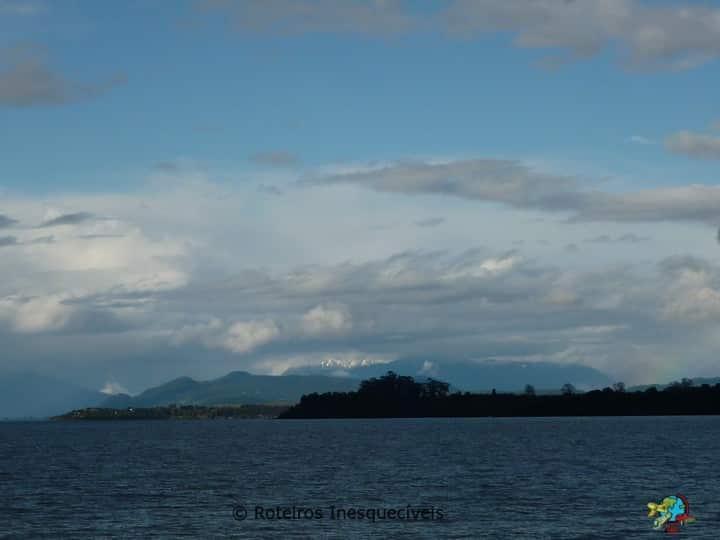 Lago Llanquihue - Puerto Varas - Lagos Andinos
