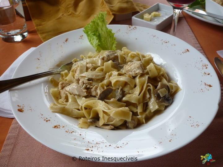 Restaurante - Puerto Varas - Lagos Andinos
