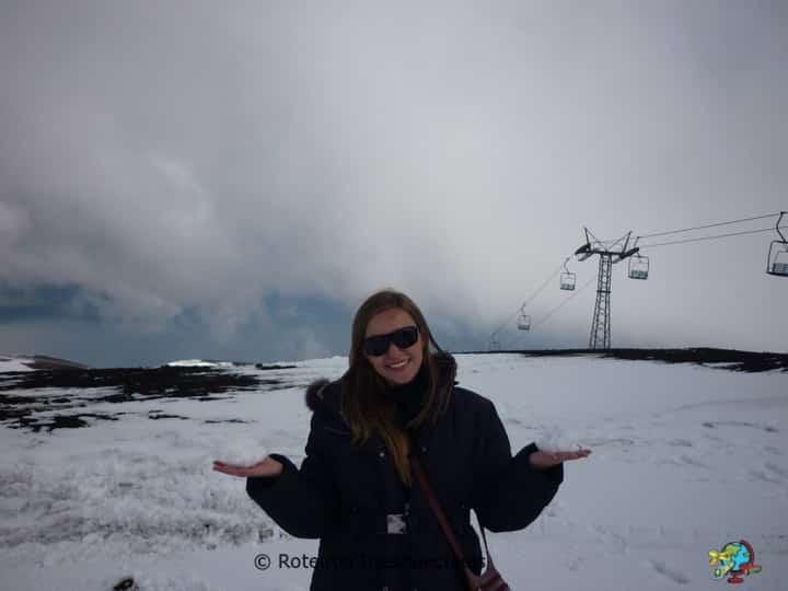 Vulcao Osorno - Lagos Andinos