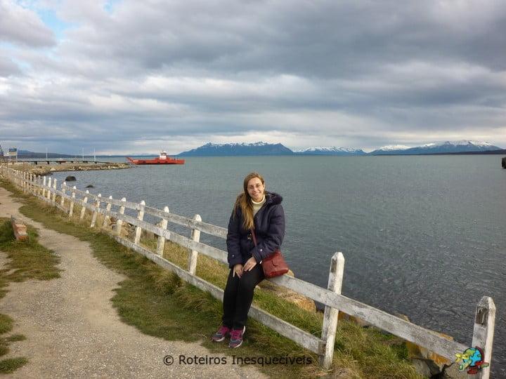 Baia - Puerto Natales - Patagonia Chilena