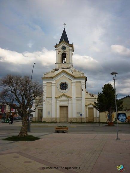 Igreja - Puerto Natales - Patagonia Chilena