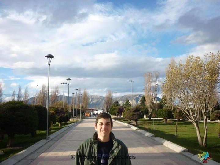 Plaza das Armas - Puerto Natales - Patagonia Chilena
