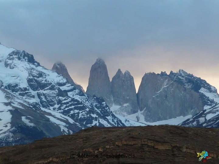 Torres - Torres del Paine - Patagonia Chilena