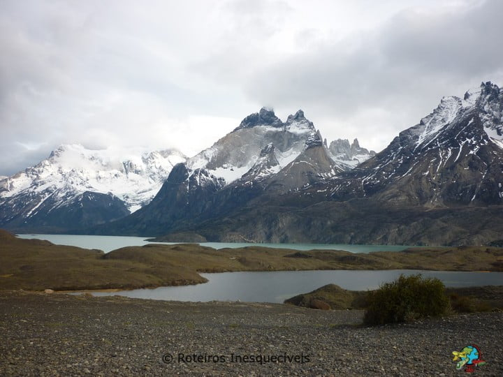 Lago Nordenskjold - Torres del Paine - Patagonia Chilena
