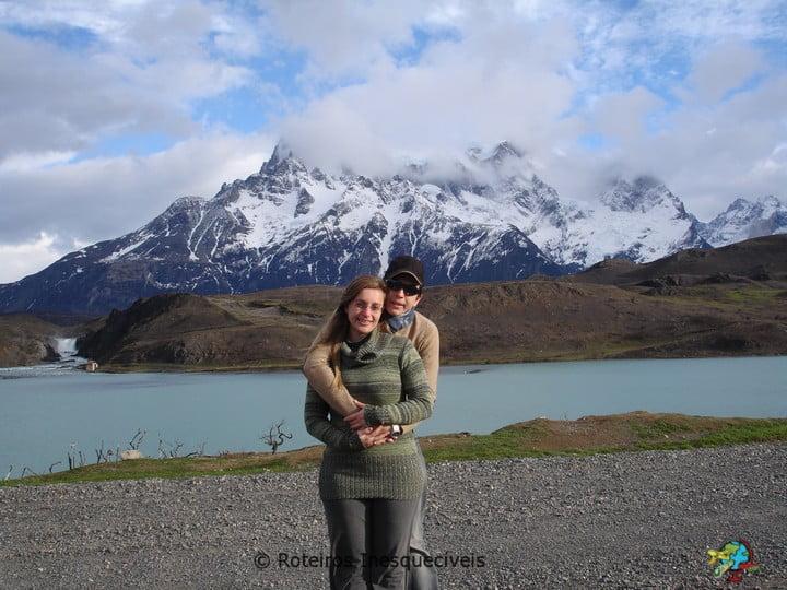 Lago Pehoe - Torres del Paine - Patagonia