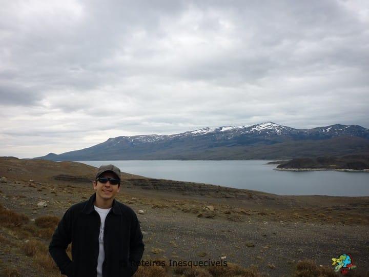 Lago Sarmiento -Torres del Paine - Patagonia Chilena