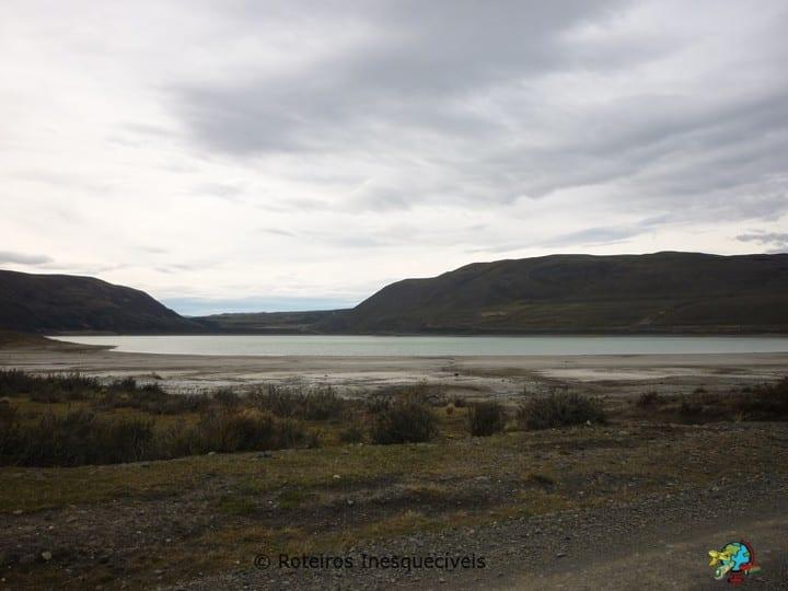 Laguna Amarga -Torres del Paine - Patagonia Chilena