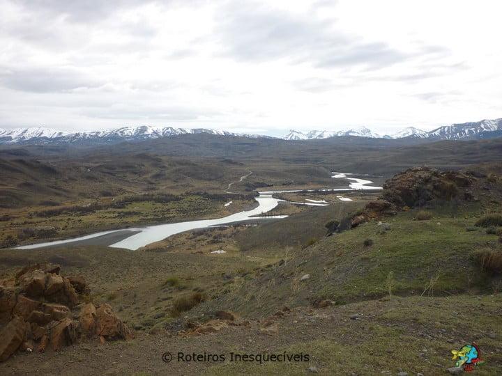 Rio Paine - Torres del Paine - Patagonia Chilena