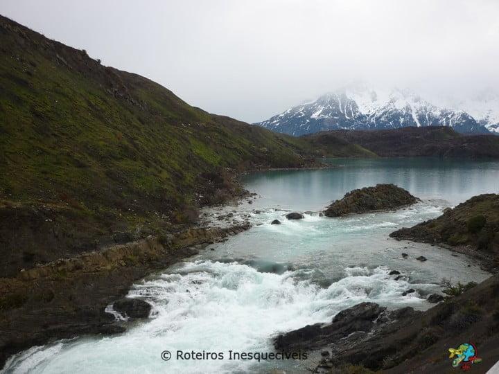 Salto Chico - Torres del Paine - Patagonia Chilena