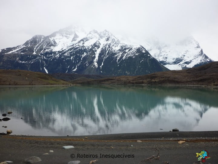 Trilha Mirante Cuernos - Torres del Paine - Patagonia Chilena