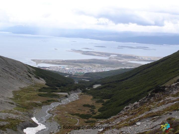 Glaciar Martial - Ushuaia - Patagonia Argentina