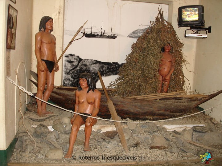 Museu Maritimo - Ushuaia - Patagonia Argentina