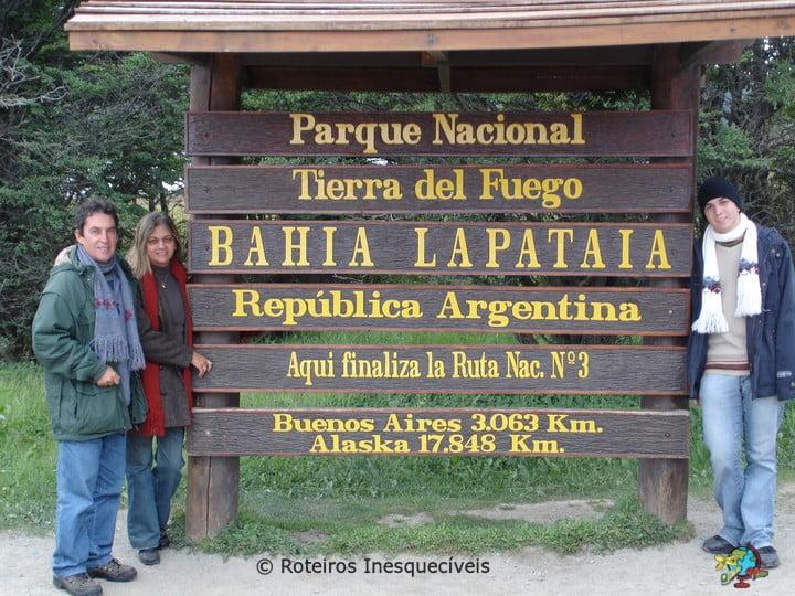 Parque Tierra del Fuego - Patagonia Argentina
