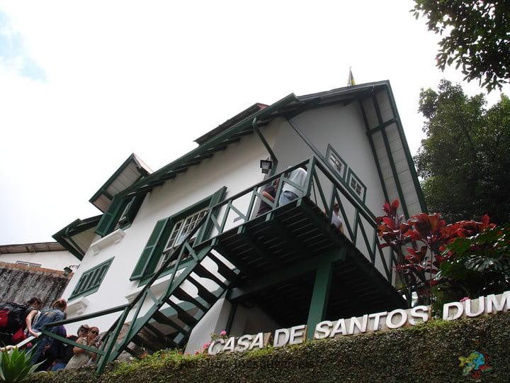 Museu Casa Santos Dumont - Petropolis