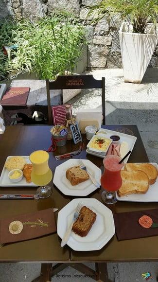 Duettos Cafe e Bistro - Petropolis