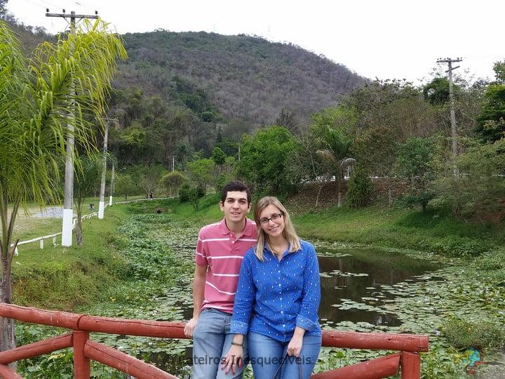 Parque Municipal de Petropolis em Itaipava