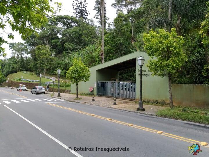 Parque Municipal - Petropolis