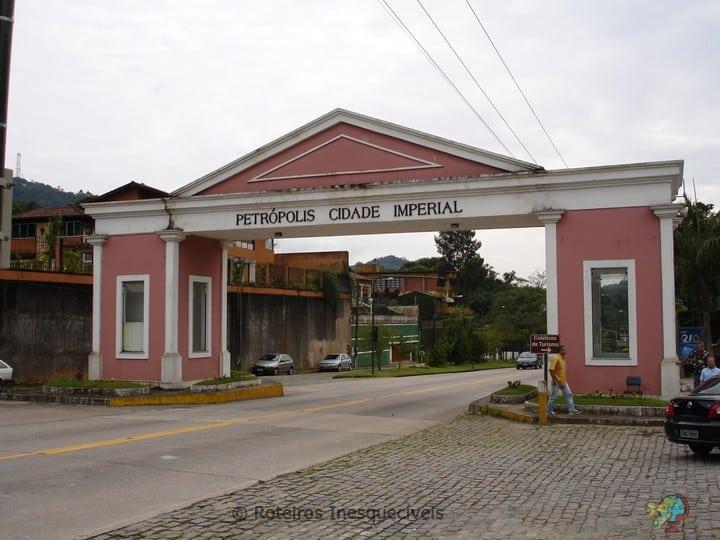 Portico - Petropolis