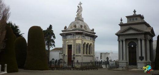 Cemiterio Sara Braun - Punta Arenas