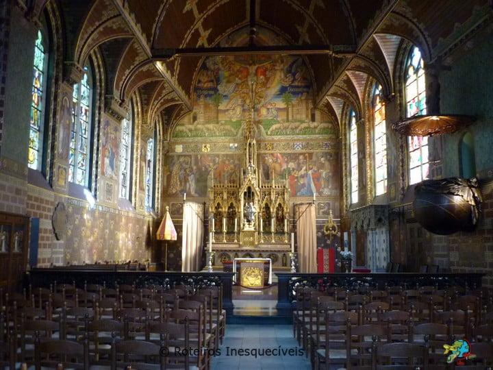 Basilica do Santo Sangue - Bruges - Belgica