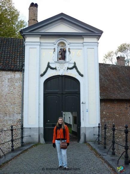 Begijnhof - Bruges - Belgica