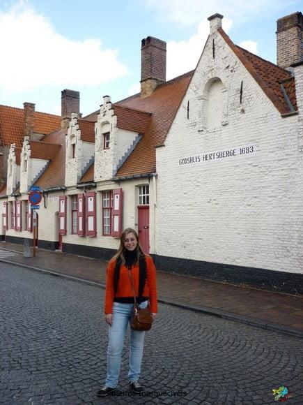 Casas de Caridade - Bruges - Belgica