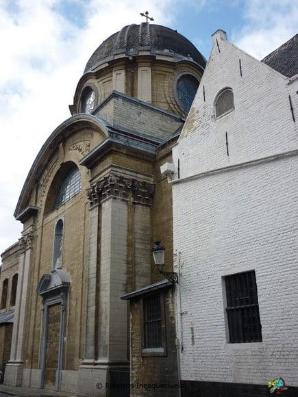 Convento Ingles - Bruges - Belgica