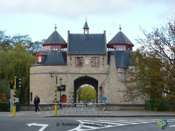 Ezelpoort - Bruges - Belgica