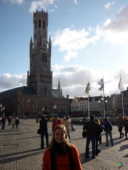 Grote Markt - Bruges - Belgica