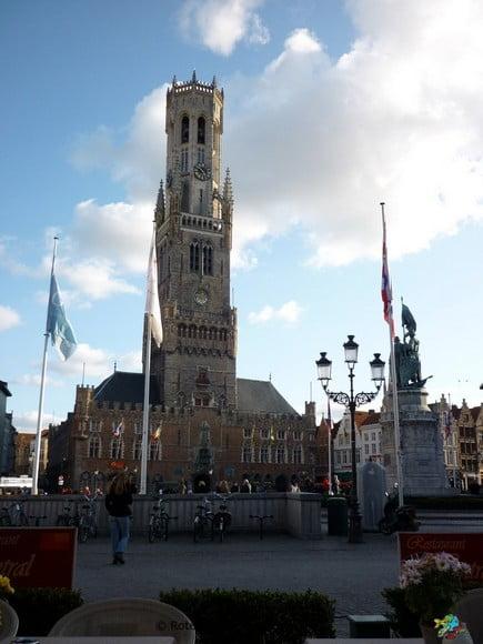 Restaurante - Bruges - Belgica