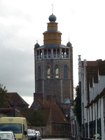 Igreja de Jerusalem - Bruges - Belgica